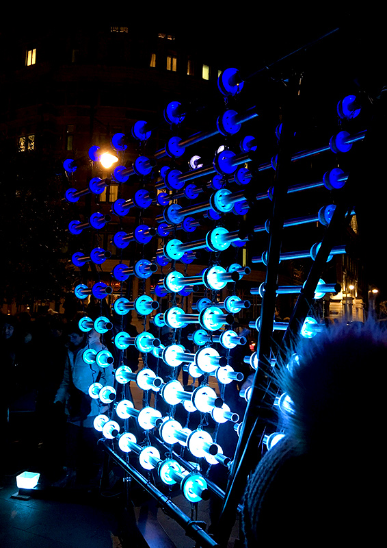 Mayfair lumiere London 2018 Wonder london life