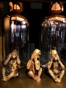 3 monkeys hear no evil see no evil speak no evil wonder london life rockett st george
