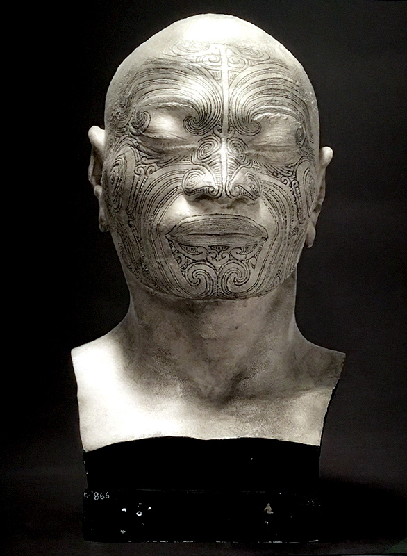 death mask oceanIa royal academy wonder london life