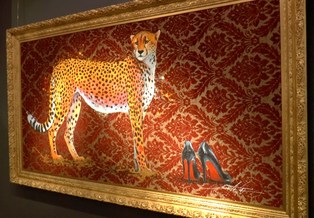 CHEETAH noe two galerie bartoux wonder london life