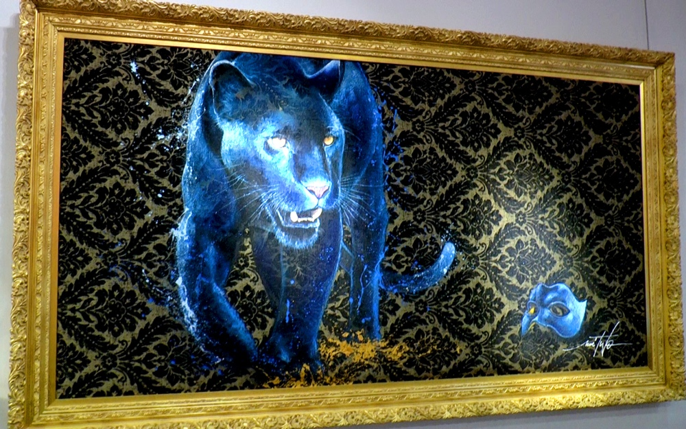 PANTHER noe two galerie bartoux wonder london life