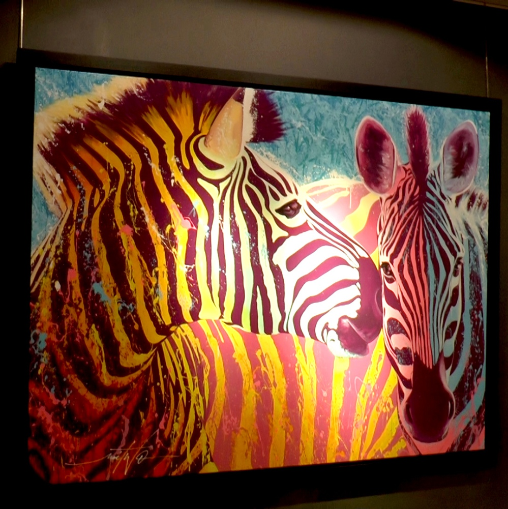 ZEBRA noe two galerie bartoux wonder london life